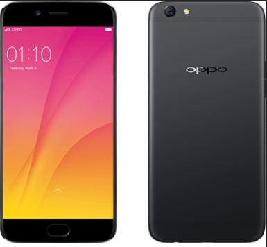 Oppo F3 Plus Black.JPG